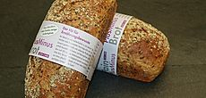 PlusMinus Brot (Low Carb)